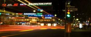 Berlijn, de wijk Charlottenburg