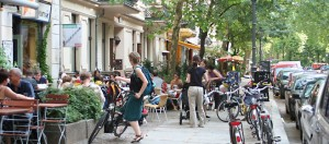 Wijken in Berlijn: Prenzlauer Berg