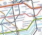 Londen, plattegrond van de Tube | Cityz.nl, alles voor je stedentrip