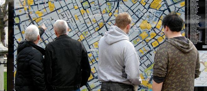 Londen ontdekken