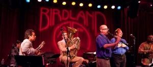 Uitgaan in New York, jazzclub Birdland