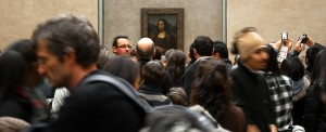 Musea in Parijs: de Mona Lisa in het Louvre