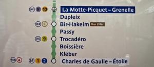 Praktische informatie over Parijs