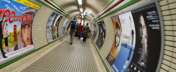 Underground en DLR