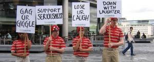 Uitgaan in Londen: comedy | Cityz.nl, alles voor je stedentrip