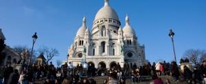 Bezienswaardigheden in Parijs: Sacré Coeur