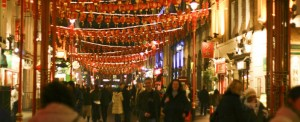 Plekken in Londen: Chinatown
