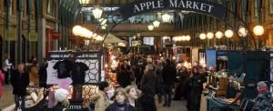 Markten in Londen: Covent Garden Market