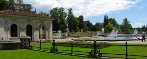 Parken in Londen: Kensington Gardens
