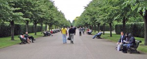 Parken in Londen: Regent's Park