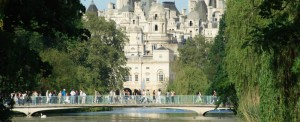Parken in Londen: St. James's Park