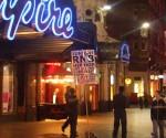 Pleinen in Londen: Leicester Square