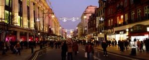 Winkelstraten in Londen: Oxford Street