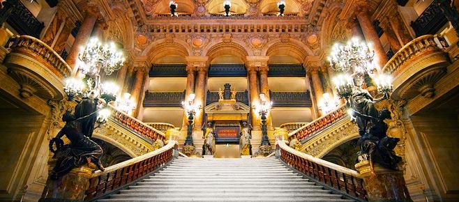 Palais Garnier Opéra