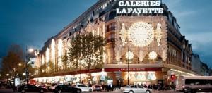 Warenhuizen in Parijs: Galeries Lafayette