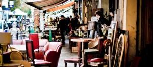 Shoppen in Parijs: Markten