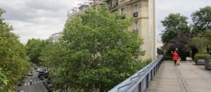 Parken in Parijs: Promenade Plantee
