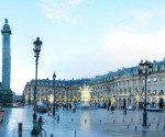 Pleinen in Parijs: Place Vendome
