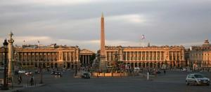 Pleinen in Parijs: Place de la Concorde