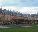 Pleinen in Parijs: Place des Vosges