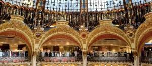 Shoppen, winkelen in Parijs: warenhuizen