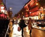 Winkelstraten in Parijs: Boulevard Haussmann