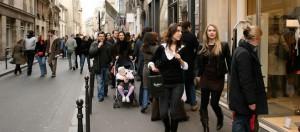 Winkelgebieden in Parijs: Le Marais