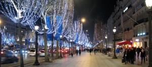 Winkelstraten in Parijs: Champs Elysees