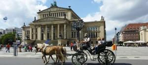 Pleinen en plekken in Berlijn: Gendarmenmarkt
