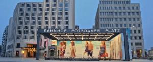 Pleinen in Berlijn: Potsdamer Platz