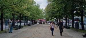 Pleinen en plekken in Berlijn: Unter den Linden