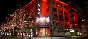 Warenhuizen in Berlijn: KaDeWe