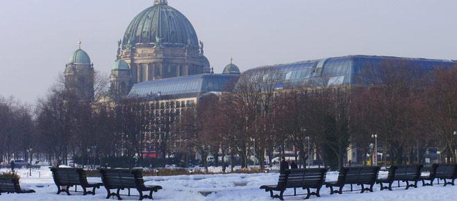 Weer Berlijn