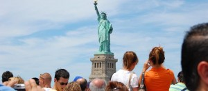 New York bezienswaardigheden Vrijheidsbeeld