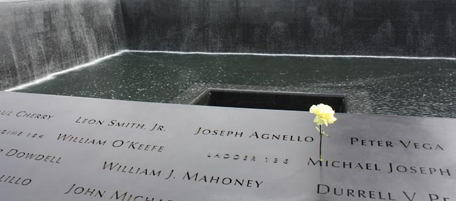 Bezienswaardigheden in New York, 9/11 Memorial