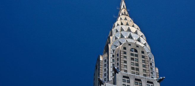 Chrysler Building, bezienswaardigheden in New York