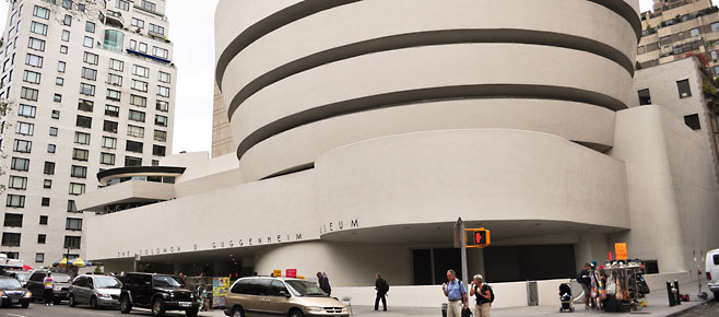 Guggenheim Museum, musea in New York