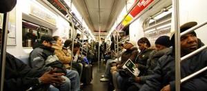 New York, openbaar vervoer, subway