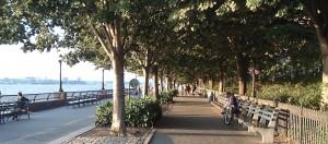 Parken in New York: Battery Park