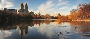 Parken in New York: Central Park