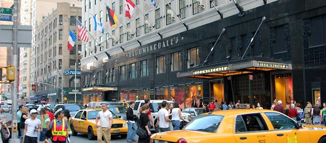 Warenhuizen in New York, Bloomingdale's