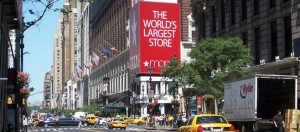 Macy's, warenhuis in New York