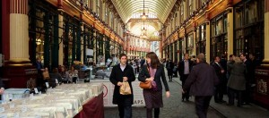 Leadenhall Market, Londen