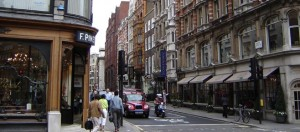 Mayfair, wijk in Londen